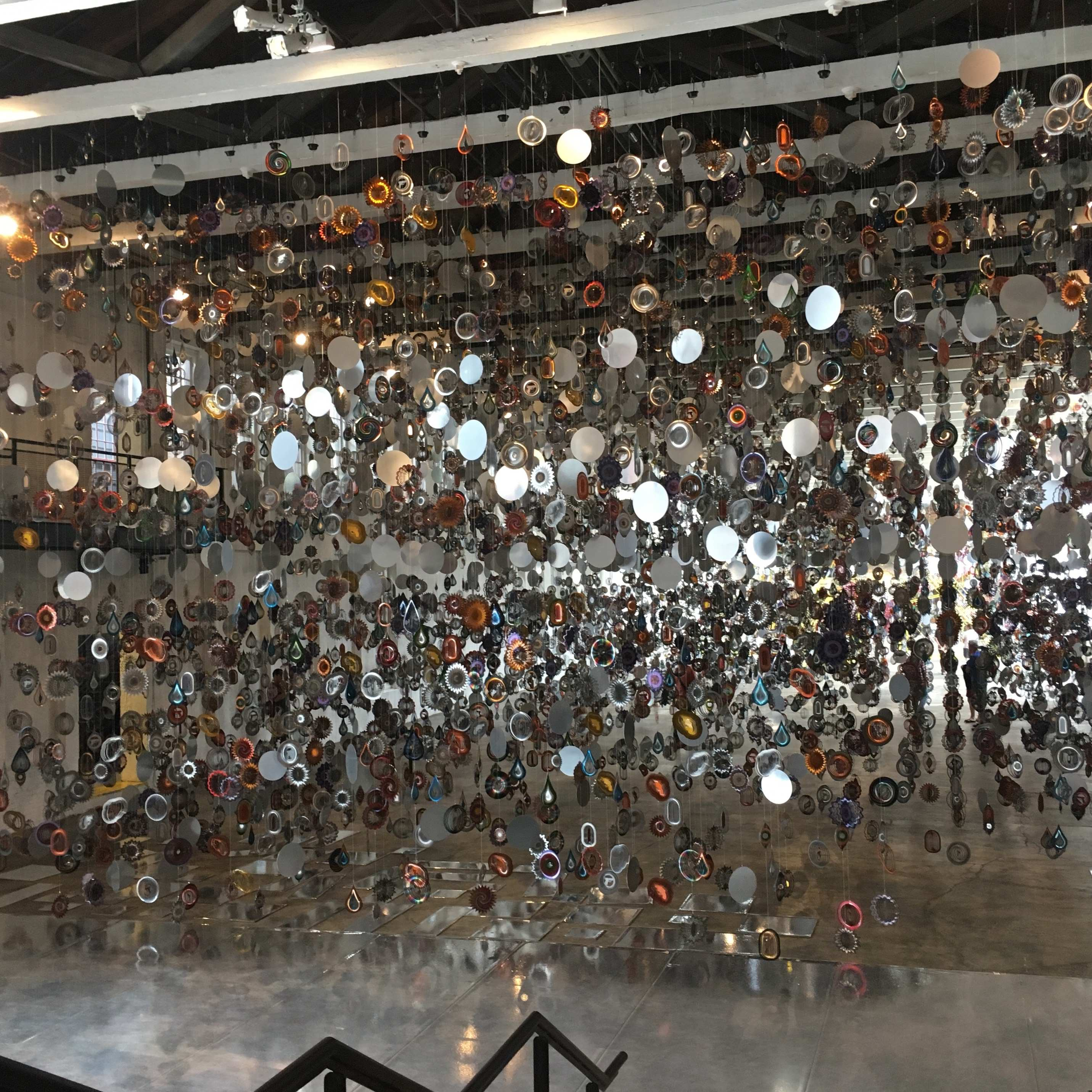 Nick Cave at MASS MoCA